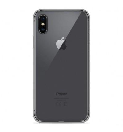 Coque Apple iPhone XS Max Silicone Gel - Transparent