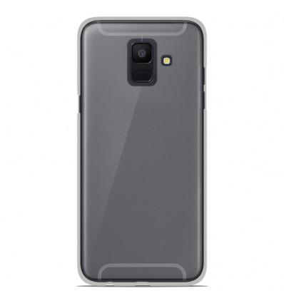Coque Samsung Galaxy A6 2018 Silicone Gel - Transparent
