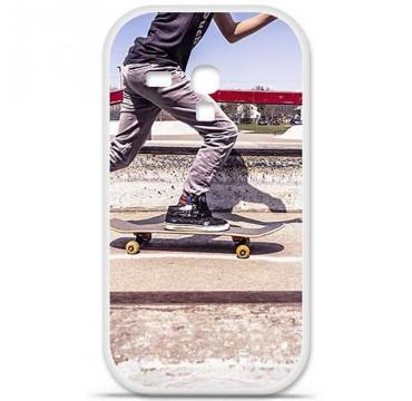 Coque en silicone Samsung Galaxy S3 Mini - Skate