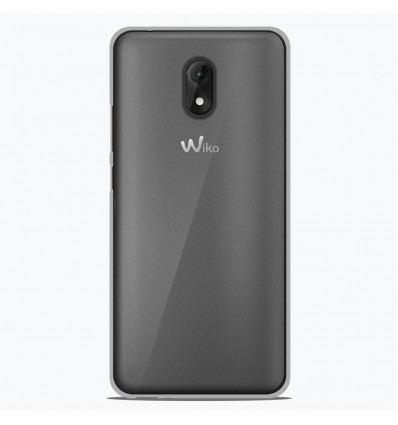 Coque Wiko Lenny 5 Silicone Gel - Transparent
