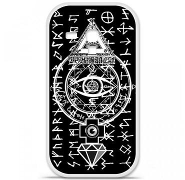 Coque en silicone Samsung Galaxy S3 Mini - Esoteric