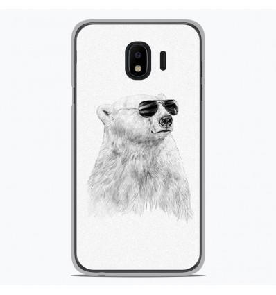 Coque en silicone Samsung Galaxy J2 Pro 2018 - BS Sunny bear