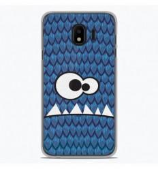 Coque en silicone Samsung Galaxy J2 Pro 2018 - Monster