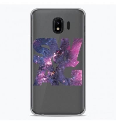Coque en silicone Samsung Galaxy J2 Pro 2018 - Swag Space