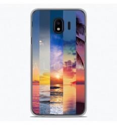 Coque en silicone Samsung Galaxy J2 Pro 2018 - Aloha