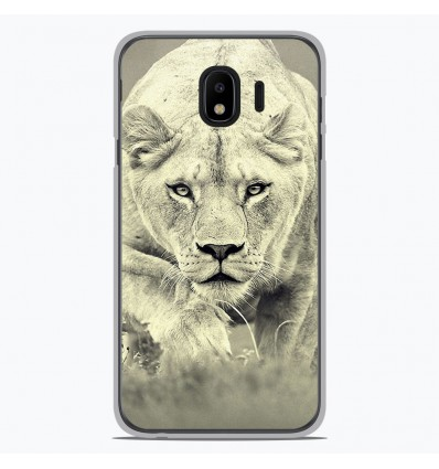 Coque en silicone Samsung Galaxy J2 Pro 2018 - Lionne