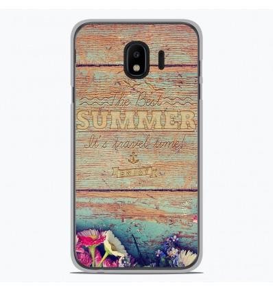 Coque en silicone Samsung Galaxy J2 Pro 2018 - The best summer