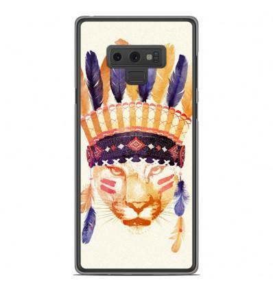 Coque en silicone Samsung Galaxy Note 9 - RF Big Chief