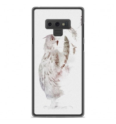 Coque en silicone Samsung Galaxy Note 9 - RF Fade Out