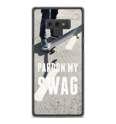 Coque en silicone Samsung Galaxy Note 9 - Swag