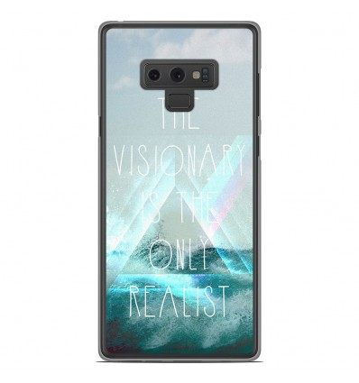 Coque en silicone Samsung Galaxy Note 9 - Visionary