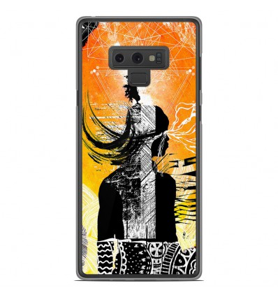 Coque en silicone Samsung Galaxy Note 9 - Tribe