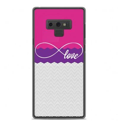 Coque en silicone Samsung Galaxy Note 9 - Love Rose