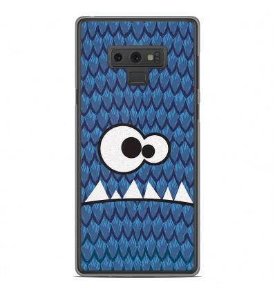 Coque en silicone Samsung Galaxy Note 9 - Monster