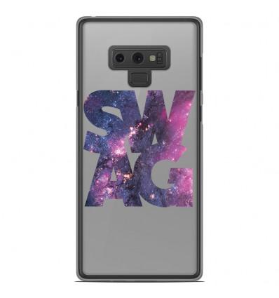 Coque en silicone Samsung Galaxy Note 9 - Swag Space