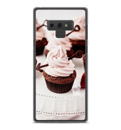 Coque en silicone Samsung Galaxy Note 9 - Cup Cake