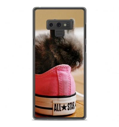Coque en silicone Samsung Galaxy Note 9 - Lapin allstar