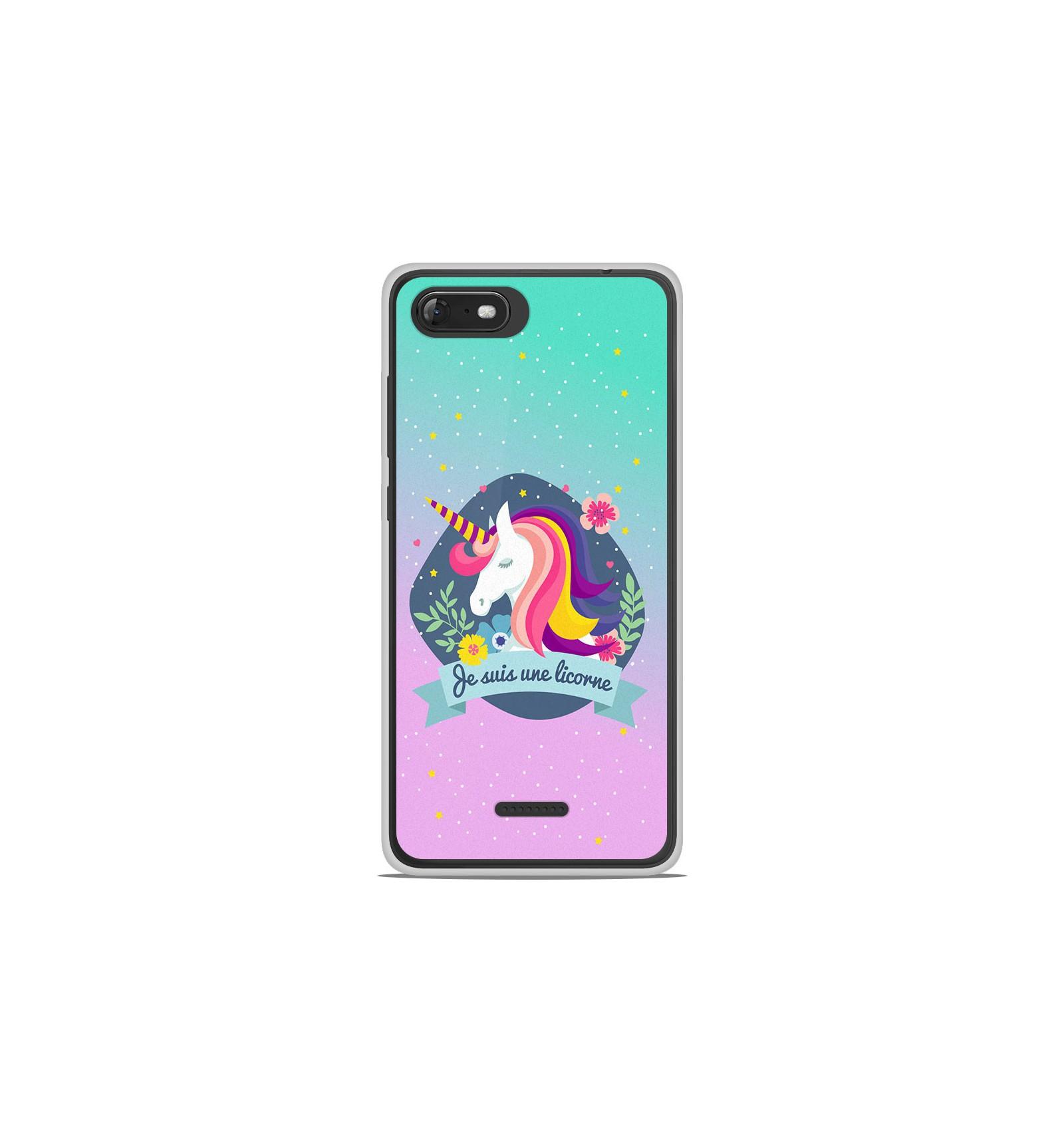 coque licorne iphone x incassable