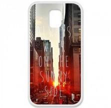 Coque en silicone Samsung Galaxy S5 - Sunny side