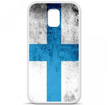 Coque en silicone Samsung Galaxy S5 - Drapeau Marseille