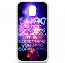 Coque en silicone Samsung Galaxy S5 - Cosmic swag