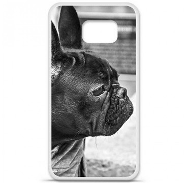 Coque en silicone Samsung Galaxy S6 - Bulldog
