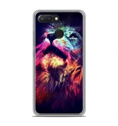 Coque en silicone Xiaomi RedMi 6 - Lion swag