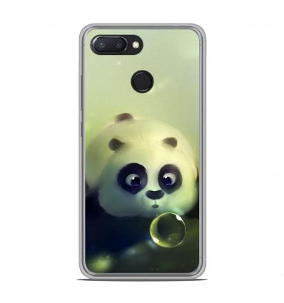 Coque en silicone Xiaomi RedMi 6 - Panda Bubble