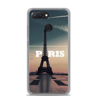 Coque en silicone Xiaomi RedMi 6 - Paris
