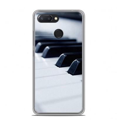 Coque en silicone Xiaomi RedMi 6 - Piano