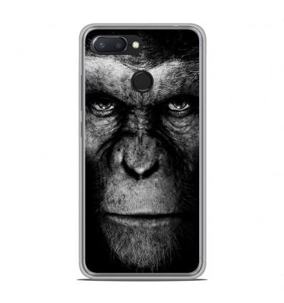 Coque en silicone Xiaomi RedMi 6 - Singe