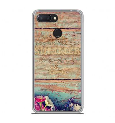 Coque en silicone Xiaomi RedMi 6 - The best summer