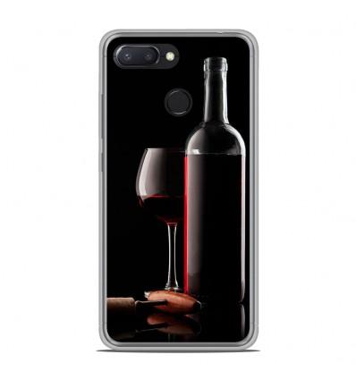 Coque en silicone Xiaomi RedMi 6 - Vin