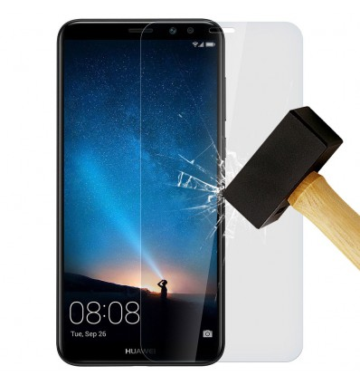 Film verre trempé - Huawei Mate 10 Lite protection écran