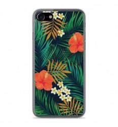 Coque en silicone Apple IPhone 7 Plus - Tropical