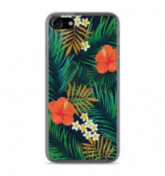 Coque en silicone Apple IPhone 8 Plus - Tropical