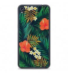 Coque en silicone Asus Zenfone Live ZB501KL - Tropical