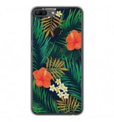 Coque en silicone Huawei Honor 9 Lite - Tropical