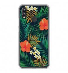 Coque en silicone Huawei P20 Lite - Tropical