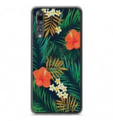 Coque en silicone Huawei P20 Pro - Tropical
