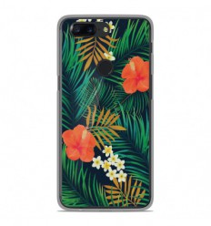 Coque en silicone OnePlus 5T - Tropical