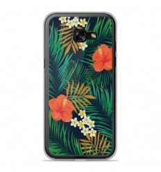 Coque en silicone Samsung Galaxy A3 2017 - Tropical