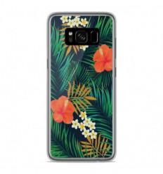 Coque en silicone Samsung Galaxy S8 - Tropical