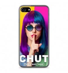 Coque en silicone Apple IPhone 7 - Chut