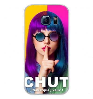 Coque en silicone Samsung Galaxy S7 - Chut