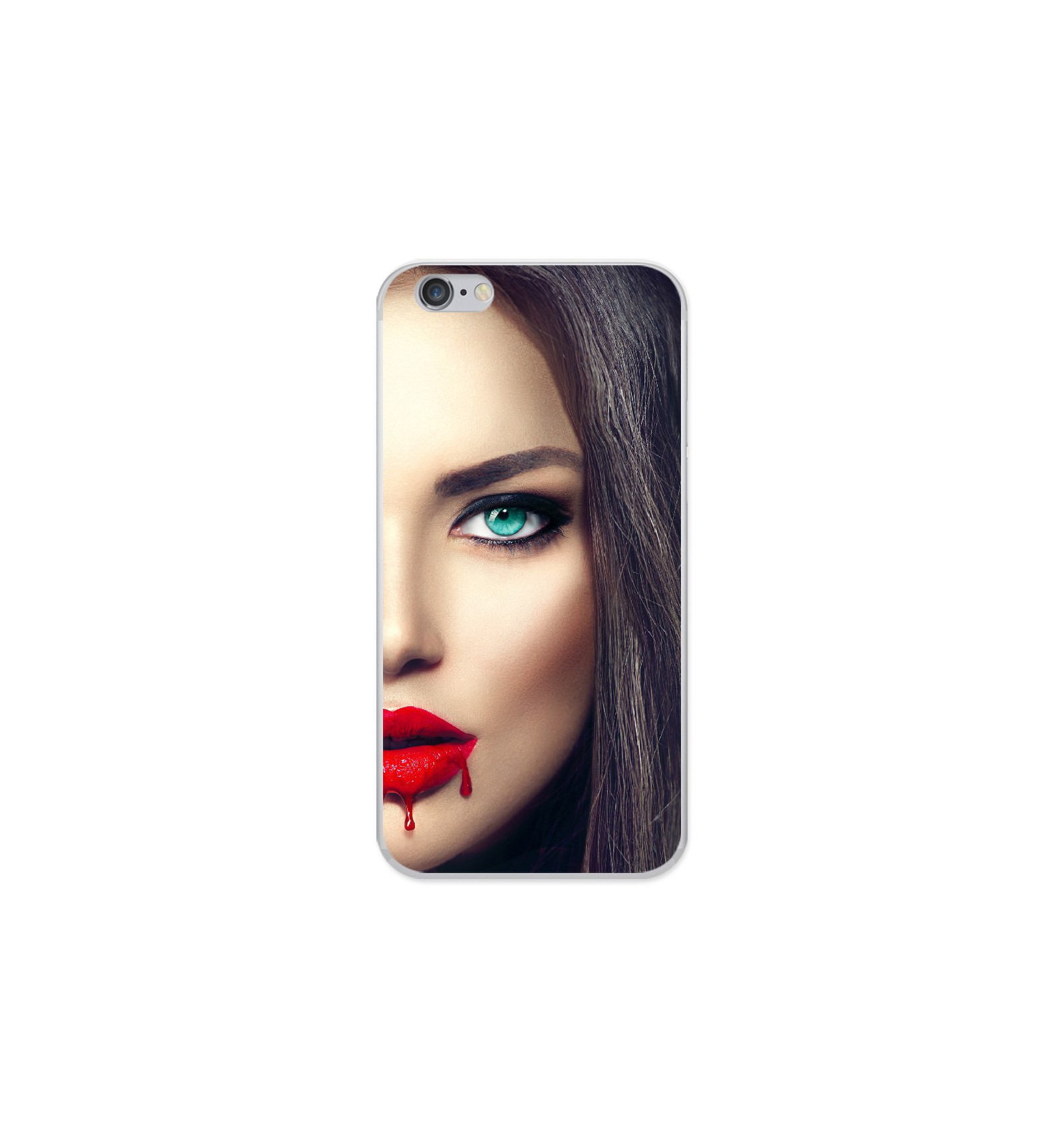coque iphone 6 sang