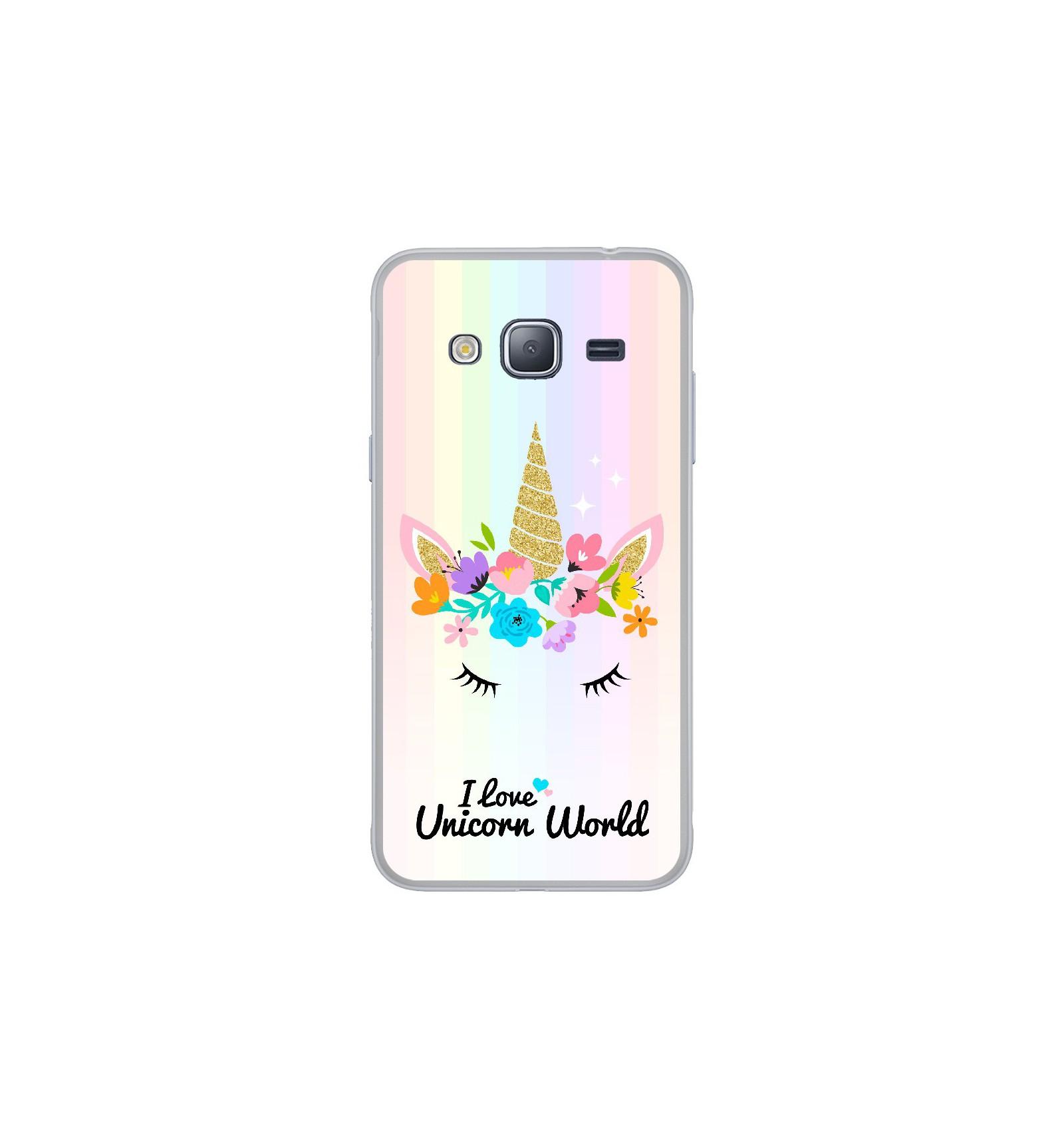 coque samsung galaxy j3 2016 licorne