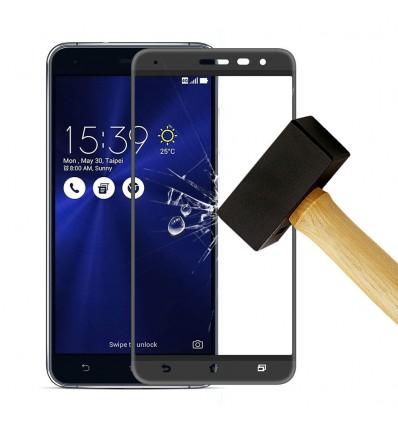 Film verre trempé 4D - Asus Zenfone 3 Max ZC553KL Noir protection écran