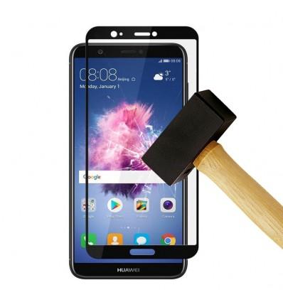 Film verre trempé 4D - Huawei P Smart Noir protection écran