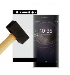 Film verre trempé 4D - Sony Xperia XA2 Ultra Noir protection écran